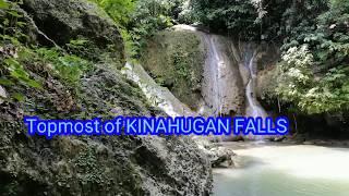 TOPMOST OF KINAHUGAN FALLS JAGNA BOHOL