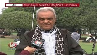 CPI Narayana Face To Face Over Mahakutami Defeat In Telangana Elections 2018 | V6 News