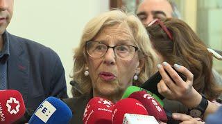 Carmena acusa al PP de perjudicarla con Madrid Nuevo Norte