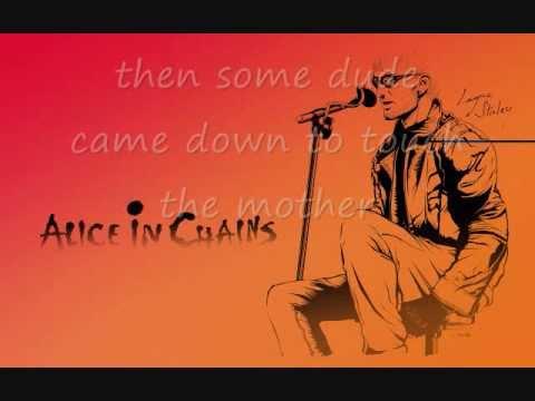 sunshine - alice in chains - lyrics