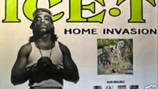 Ice-T - Home Invasion - Track 14 - Shit Hit the Fan