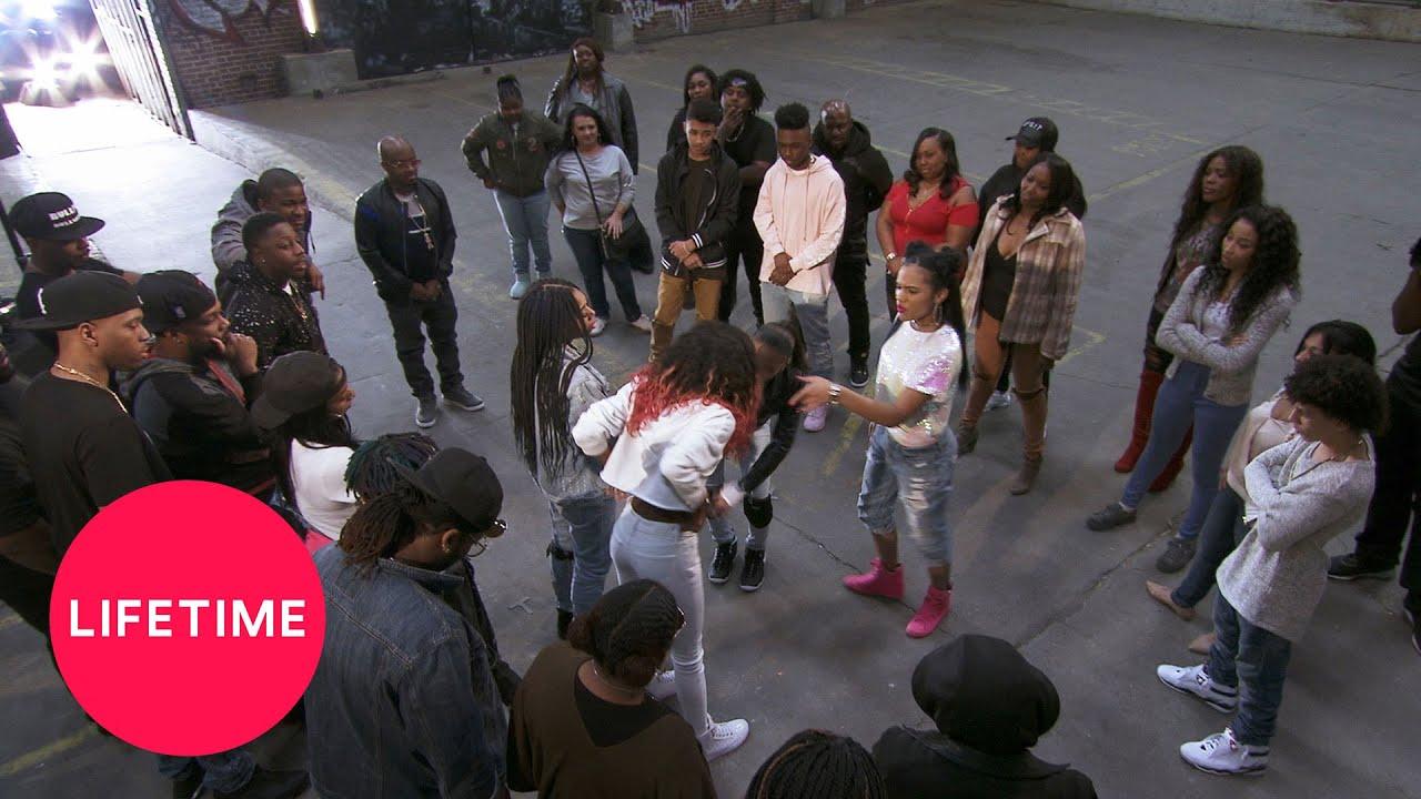 d6ee6eca The Rap Game: Team Rap Battles feat. Season 3 Rappers (Season 4, Episode  10) | Lifetime