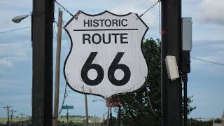 Route 66, Mother Road, United States, North America