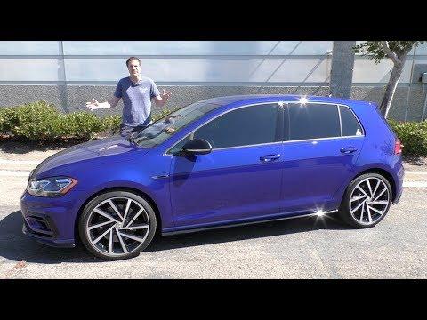 Вот почему Volkswagen Golf R 2018 года лучше своих конкурентов