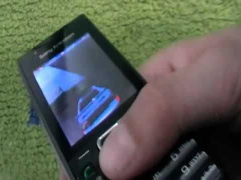 Sony Ericsson Elm games
