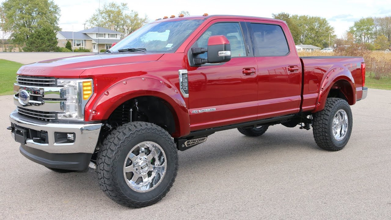 Ford F250 Build >> 2018 Ford F250 Build For Fines Ford Dealership By Off Road Addiction