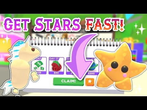 How To Get UNLIMITED STARS In Adopt Me FAST! 🌟 Adopt Me Tips