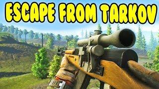 Silenced SKS Sniping In Escape From Tarkov! 🔴 Escape From Tarkov Livestream 🔴