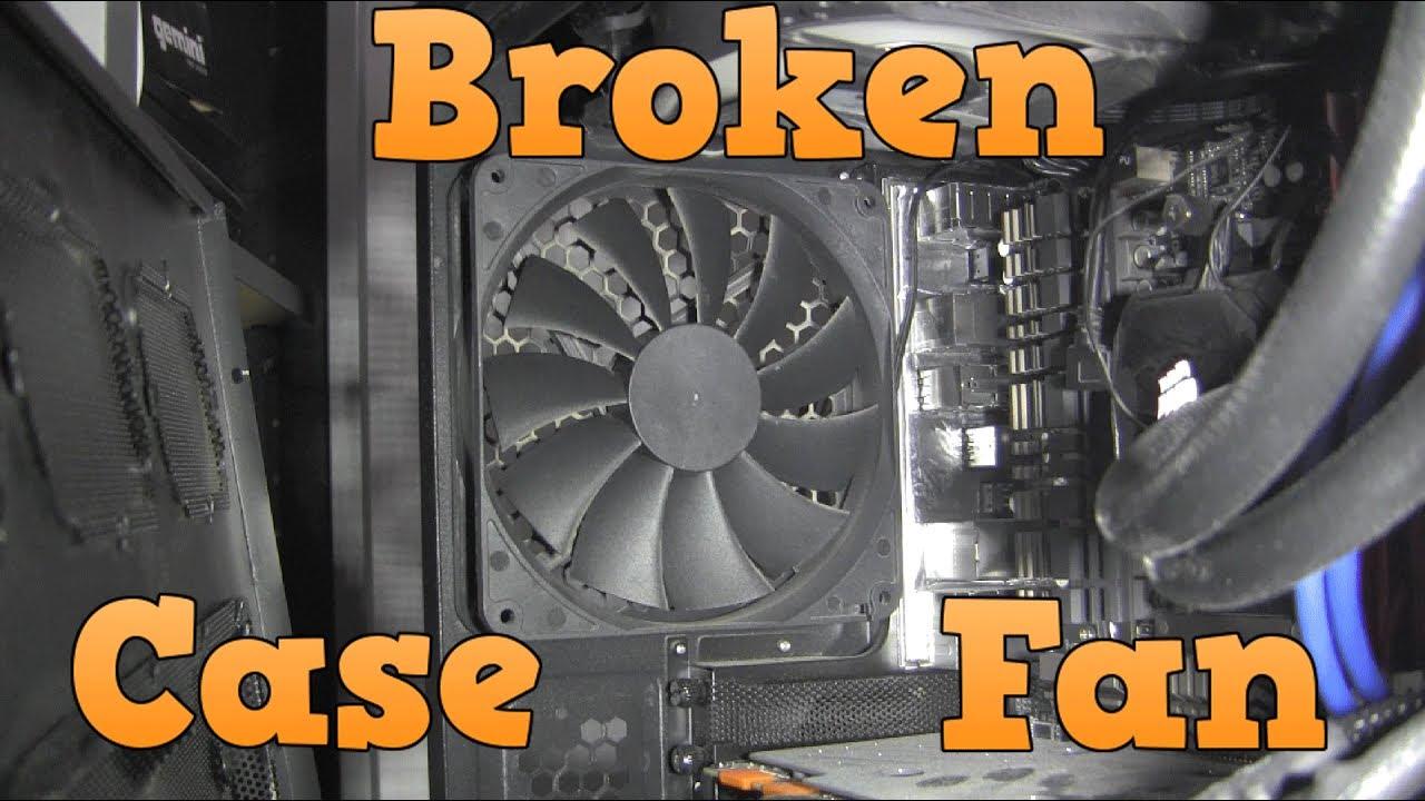 PC Case Fan Not Working