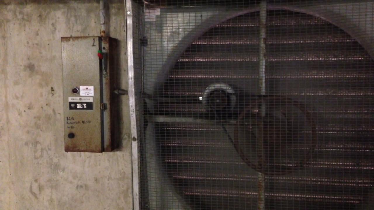 Garage Exhaust Fan