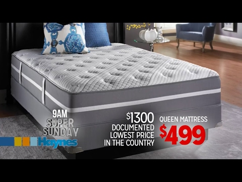 A Whole New Ball Game For Mattress Prices Youtube