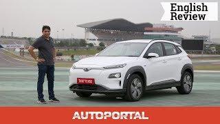 Hyundai Kona Electric Test Drive Review - Autoportal