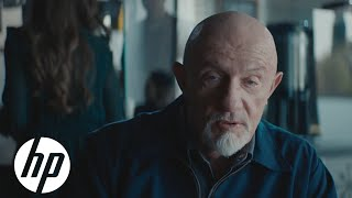 Security As Defense For Cyber Attacks | The Fixer ft. Jonathan Banks | HP