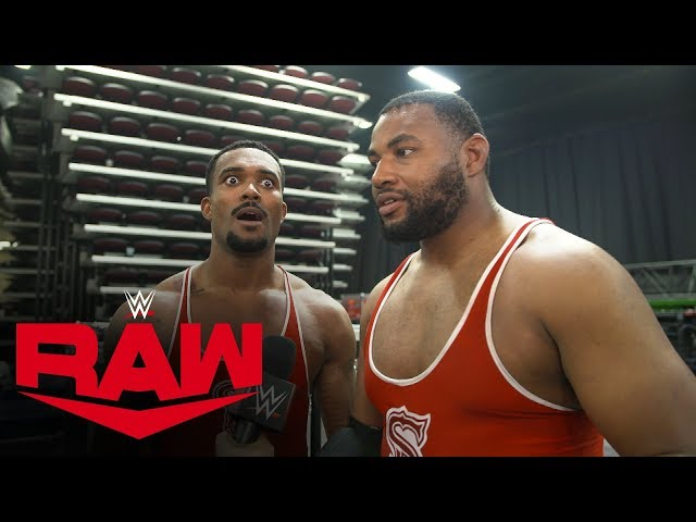 Kevin Owens & The Street Profits loathe Styles: Raw Exclusive, Oct. 21, 2019