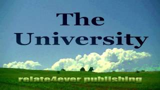 The #University On Relate4ever Publishing