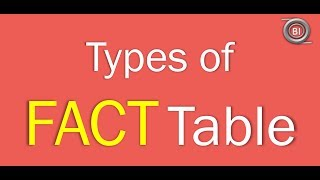 Types of Fact Tables in Data Warehouse | Transaction, Periodic and Accumulating