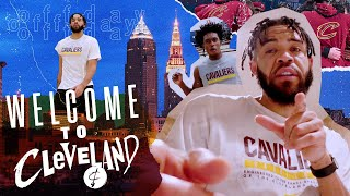 Behind-The-Scenes of an Off Day for an NBA Player in Cleveland | JaVale McGee Vlogs