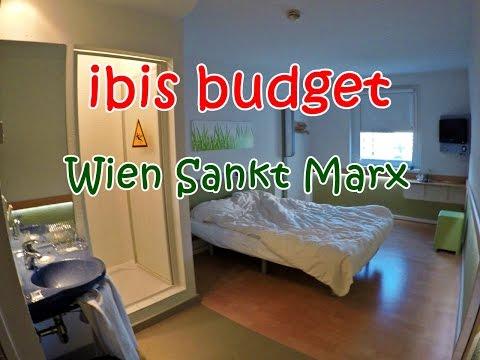 รีวิวโรงแรม Hotel Ibis Budget Wien Sankt Marx - Vienna ; Hotel Reviews, Austria