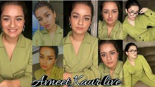 Avneet Kaur Live on Instagram  