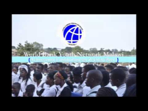 World Bank Youth Newtwork Malawi  On Zodiak Radio Part 1