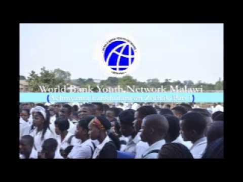 World Bank Youth Newtwork Malawi  On Zodiak Radio Part 1