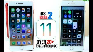 iOS 11 Beta 2 is Out Over 20 New Features & Changes