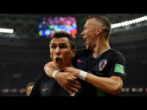 HRVATSKA-ENGLESKA 2:1 (RUSSIA 2018) SVI GOLOVI + KOMENTAR DRAGE ĆOSIĆA