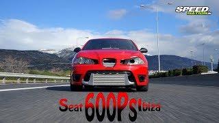 Seat Ibiza 1.8T 600Ps
