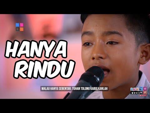 BETRAND PETO - HANYA RINDU [Cover Andmesh Kamaleng] (MOP MUSIC)