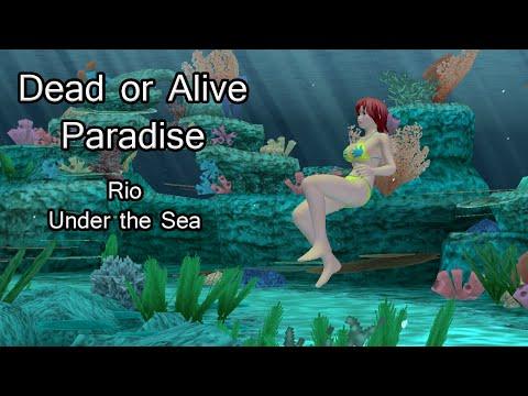 Rio Private Paradise - Under The Sea - Dead Or Alive Paradise