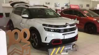 Мой тест-драйв Citroen С5 aircross / Видео