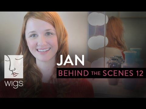Jan  Behind the s: Laura Online  Featuring Laura Spencer  WIGS