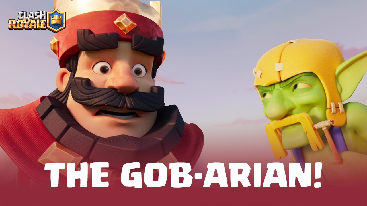 Clash Royale: The Gob-arian!