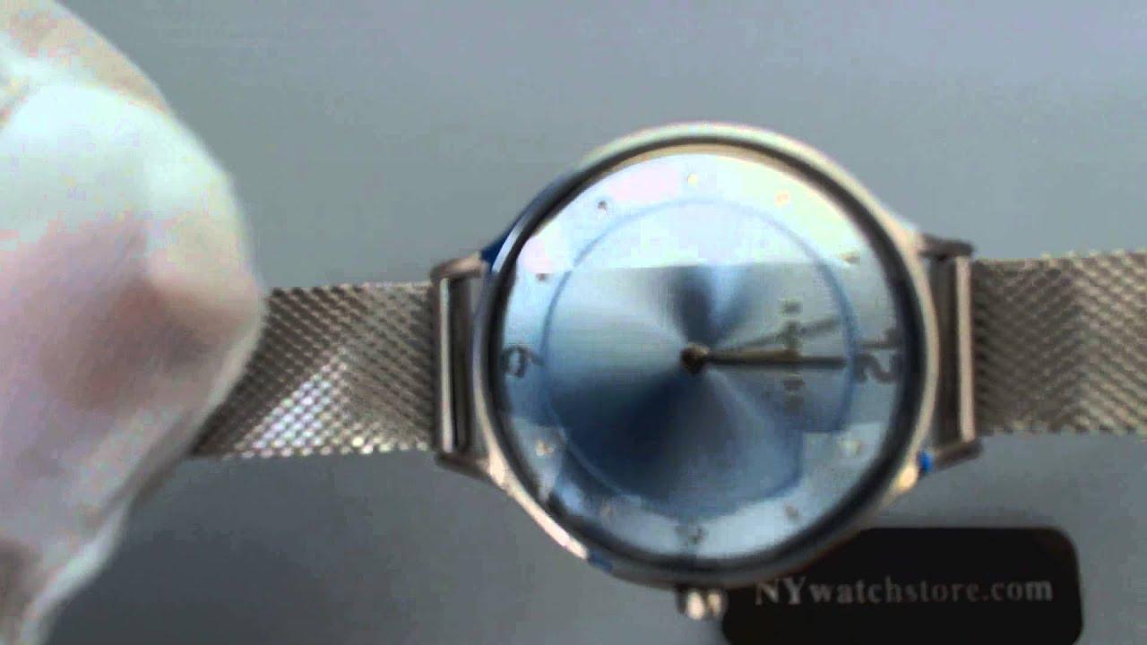 Women s Skagen Anita Steel Mesh Bracelet Watch SKW2319 - YouTube 59e7d4371ff
