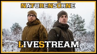 Naturensöhne Live - Gear Schrank und Community Challenge