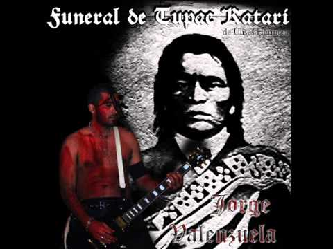 Funeral de Tupac Katari - Jorge Valenzuela - Matanza Metal Travel Video