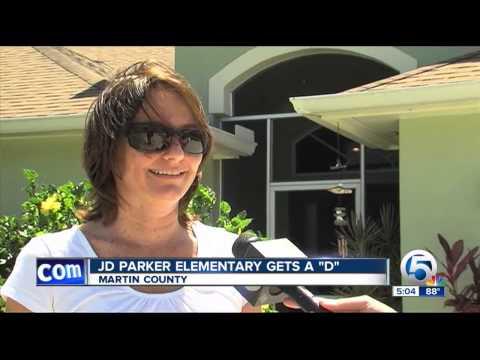 JD Parker Elementary gets a