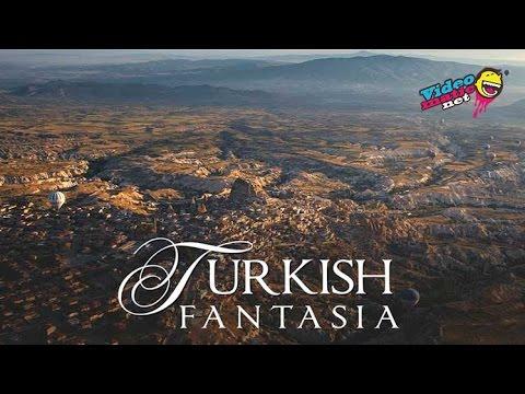 """Brandon Li'den """"Turkish Fantasia"""" Adlı Müthiş Türkiye Tanıtım Filmi"""