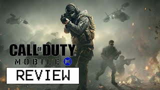 Call Of Duty Mobile Review (Video Game Video Review)