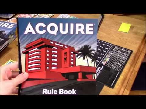 DGA Plays: Acquire (Ep. 116)