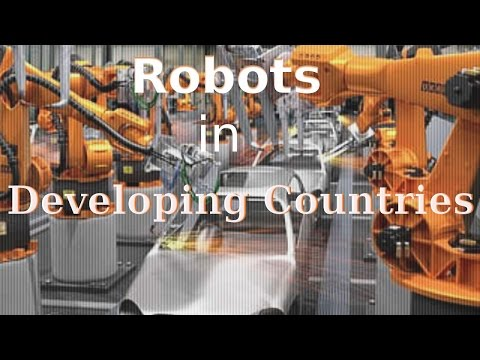 UN report says Robots threaten Two Thirds of Jobs in Developing Countries