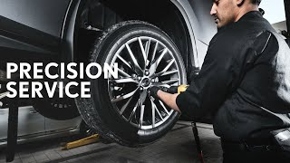 Lexus Precision Service Brand Video