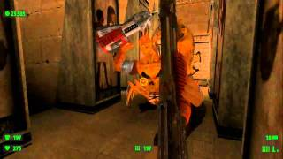 Serious Sam HD Level 3 Tomb of Ramses III Part 1 Steam Pack Edition