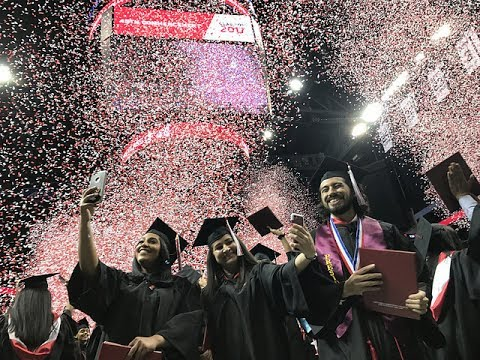 45th Commencement - Class of 2017