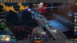 Star Conflict Nova Старший эсминец Vigilant