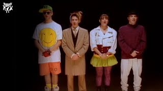 Information Society - Walking Away (Official Music Video)
