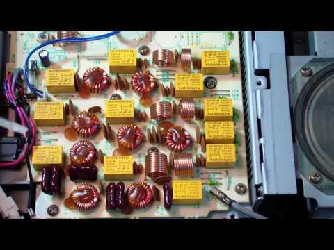 Kenwood TS-450S нет передачи на 7MHz (repair)