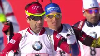 Biathlon World Cup 2016 (stage 6) - Men