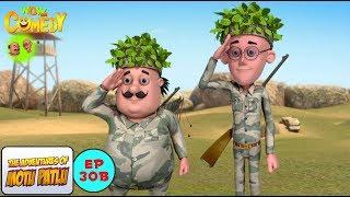 Army - Motu Patlu in Hindi -  3D Animated cartoon series for kids  - As on Nickelodeon