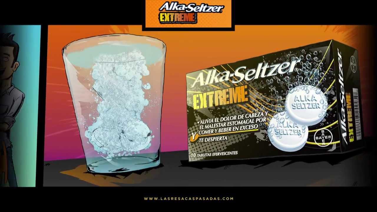 Alka Seltzer Extreme - YouTube